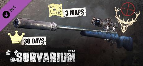 Survarium: Steam Sniper Pack
