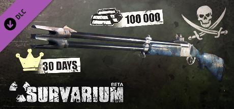 Survarium: Steam Shotgun Pack