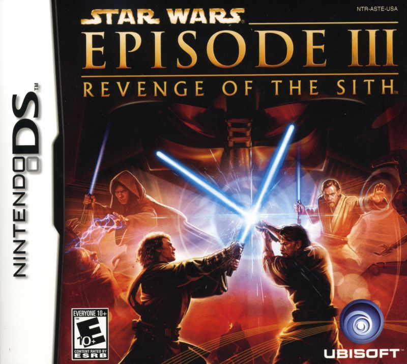 Star Wars: Episode III - Revenge of the Sith for Game Boy ...