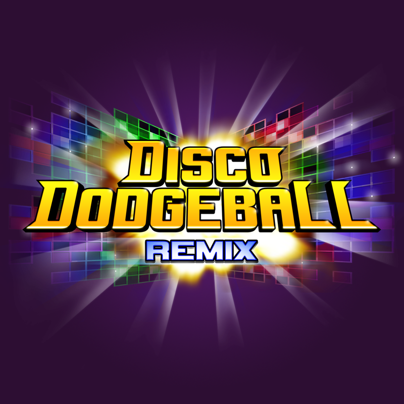 обложка 90x90 Disco Dodgeball: Remix