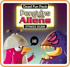 обложка 90x90 Dead Fun Pack: Penguins and Aliens Strikes Again