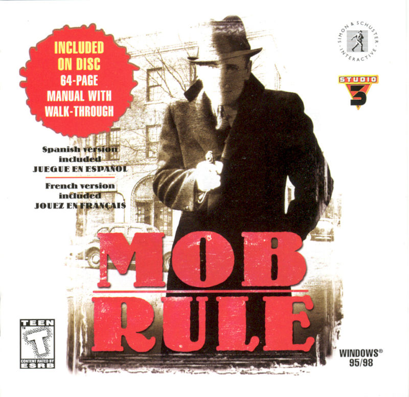 Mob Rule Windows Front Cover
