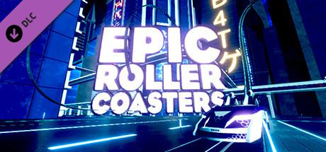 Epic Roller Coasters: Neon Rider