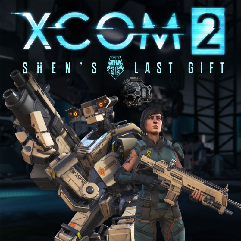 XCOM 2: Shen's Last Gift PlayStation 4 Front Cover