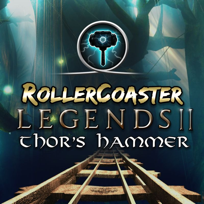 rollercoaster legends ii thor 39 s hammer for playstation 4