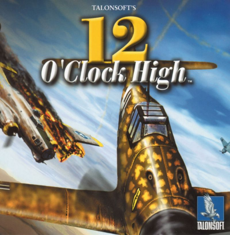 12 O'Clock High: Bombing the Reich Windows Other Jewel Case - Front