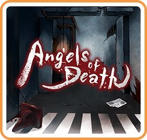 Angels of Death Nintendo Switch Front Cover