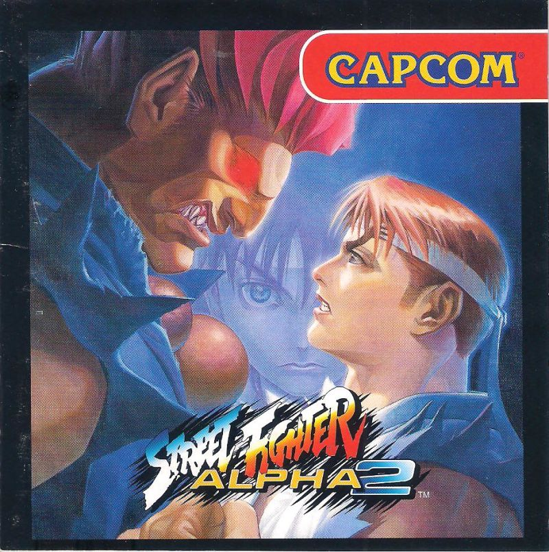 Street Fighter Alpha 2 For Windows 1998 Mobygames