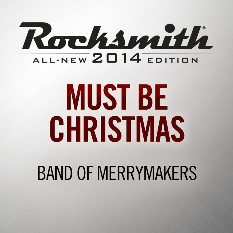 rocksmith all new 2014 edition band of merrymakers must be christmas 2015 macintosh box. Black Bedroom Furniture Sets. Home Design Ideas
