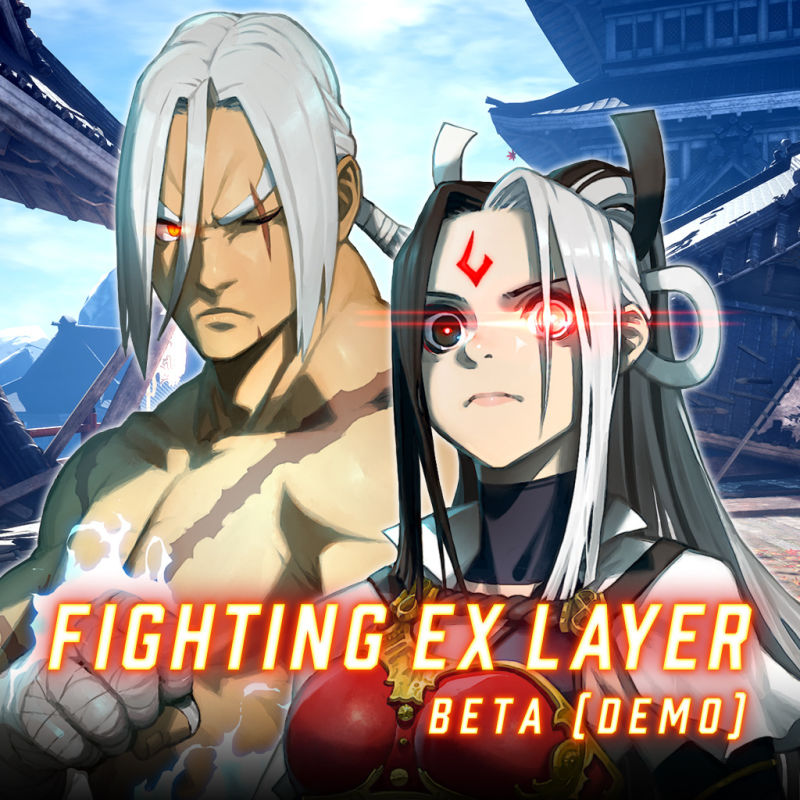 обложка 90x90 Fighting EX Layer
