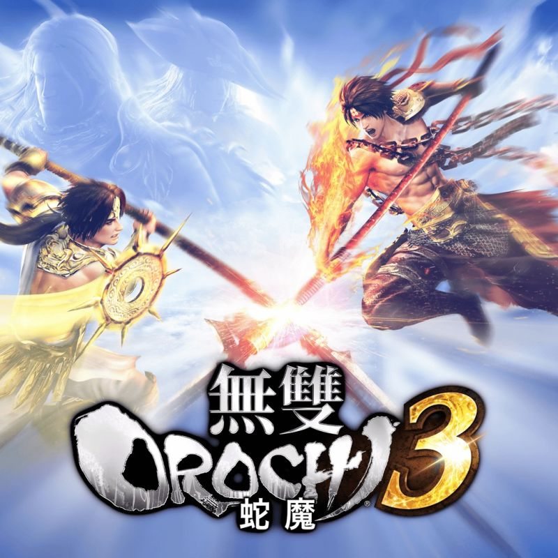 Warriors Orochi 4 Xbox Review: Warriors Orochi 4 (2018) Nintendo Switch Box Cover Art