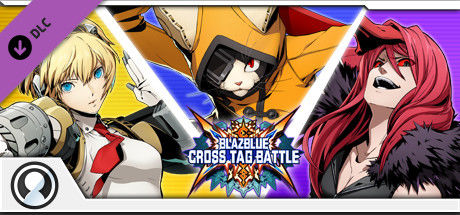 BlazBlue: Cross Tag Battle - Jubei, Aegis, Carmine