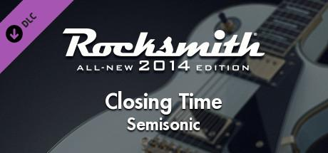 Rocksmith: All-new 2014 Edition - Semisonic: Closing Time