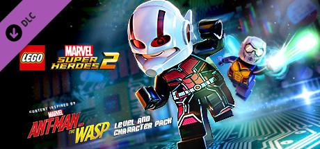 LEGO Marvel Super Heroes 2: Marvel's Ant-Man and the Wasp Level and Character Pack