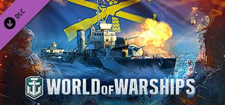 World of Warships: Monaghan Pack