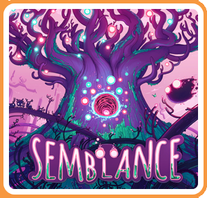 Semblance Nintendo Switch Front Cover