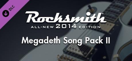 Rocksmith: All-new 2014 Edition - Megadeth Song Pack II