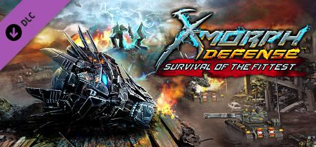 X-Morph: Defense - Survival of the Fittest