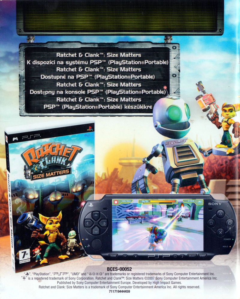 Ratchet Clank Future Tools Of Destruction 2007 Playstation 3