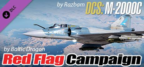 DCS World: M-2000C Red Flag Campaign