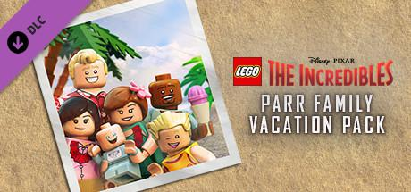 LEGO The Incredibles: Parr Family Vacation Pack