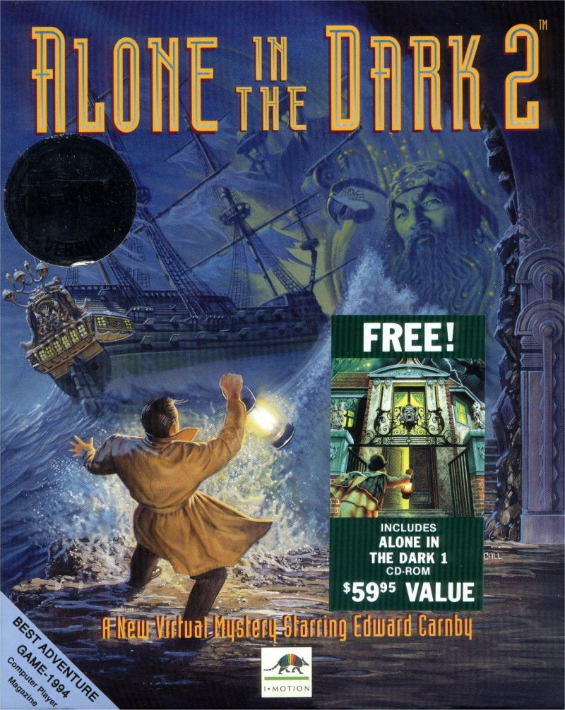 Alone In The Dark 2 1993 Mobygames