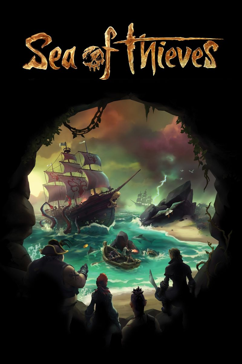 Sea of Thieves Windows Apps Front Cover