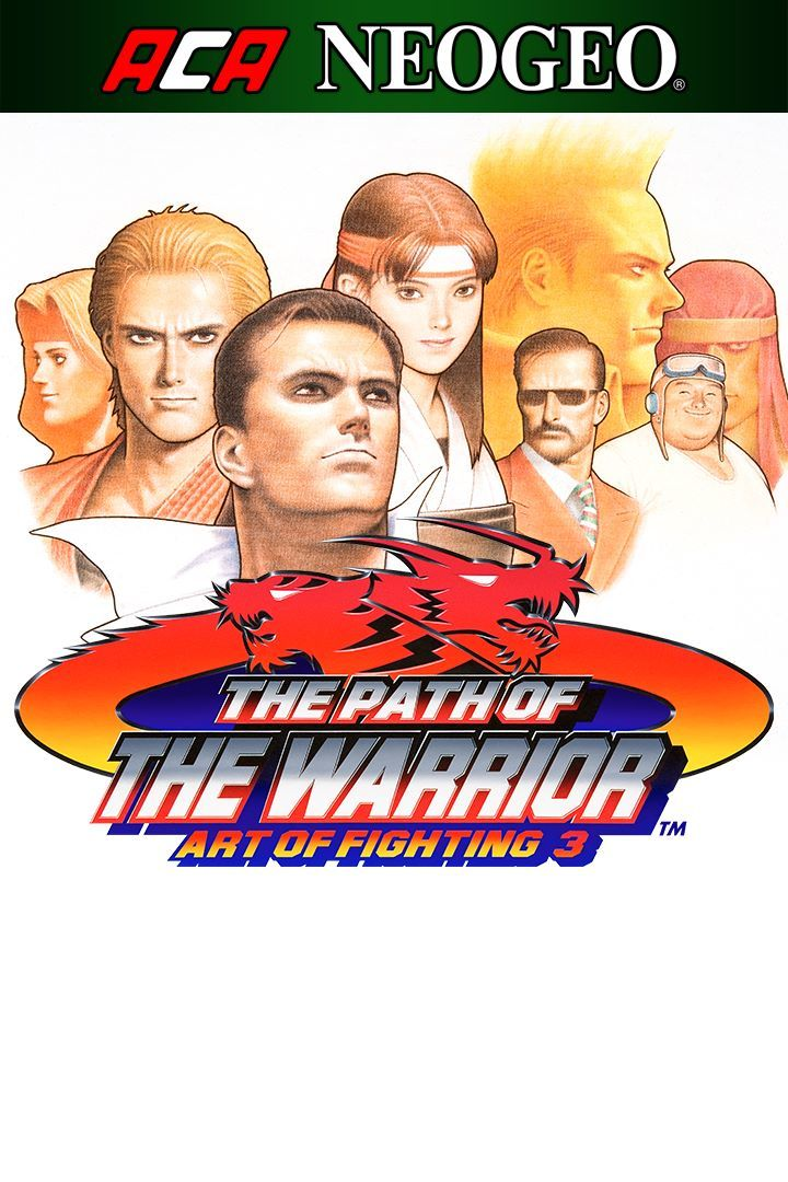 Art Of Fighting 3 The Path Of The Warrior For Xbox One 2018 Mobygames