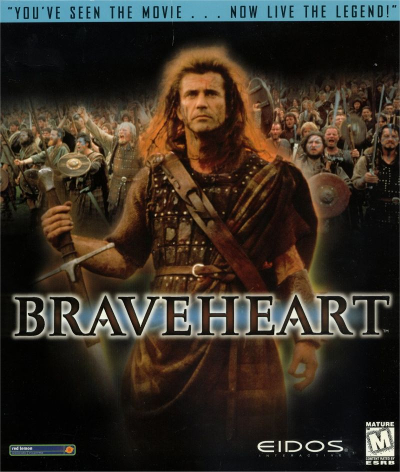Braveheart Windows Front Cover