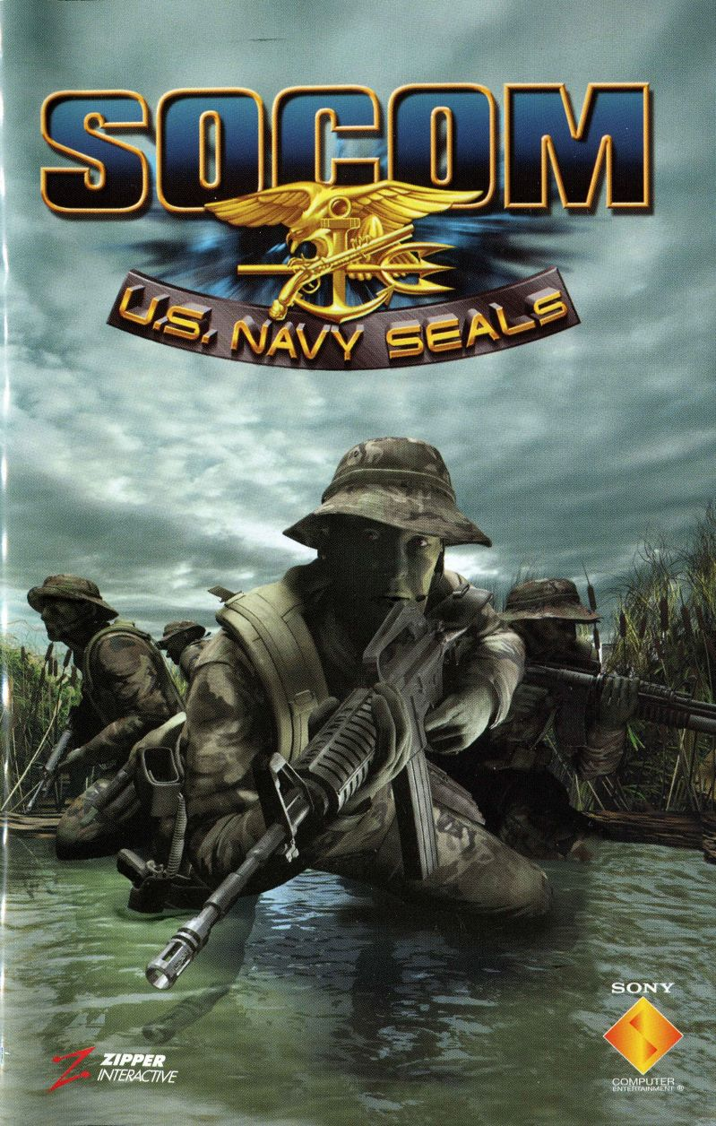 Resultado de imagen de playstation 2 us navy seals 2002 advertising