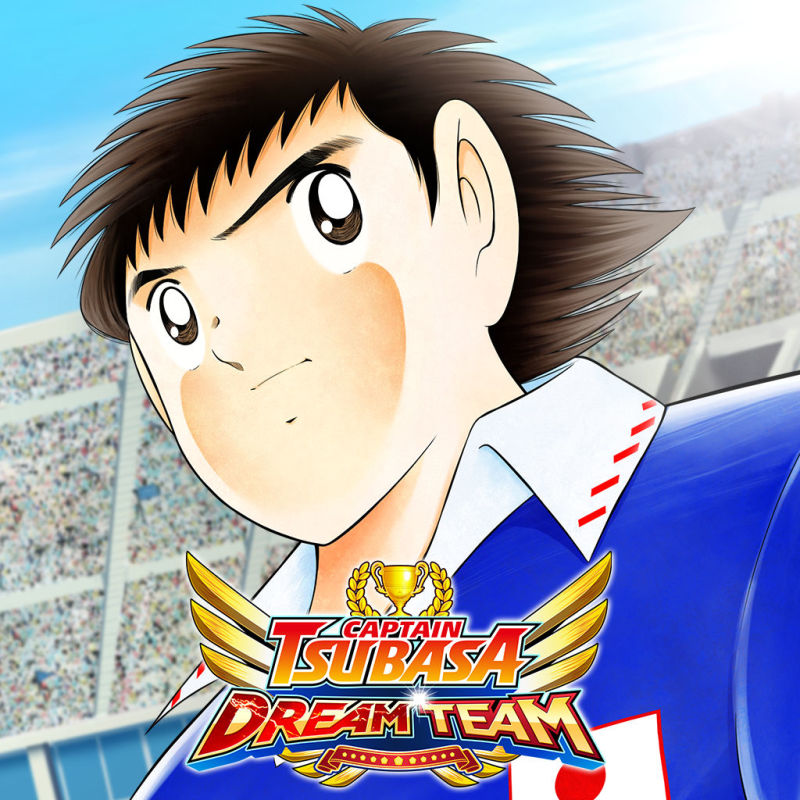 Captain Tsubasa: Dream Team (2018) Android Box Cover Art