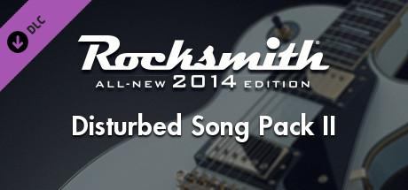 Rocksmith: All-new 2014 Edition - Disturbed Song Pack II