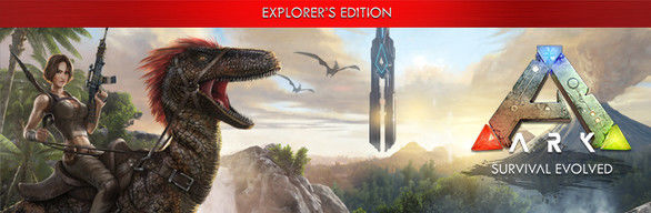 ARK: Survival Evolved - Explorer's Edition Linux Front Cover