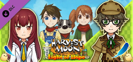 Harvest Moon: Light of Hope (Special Edition) - New Marriageable Characters
