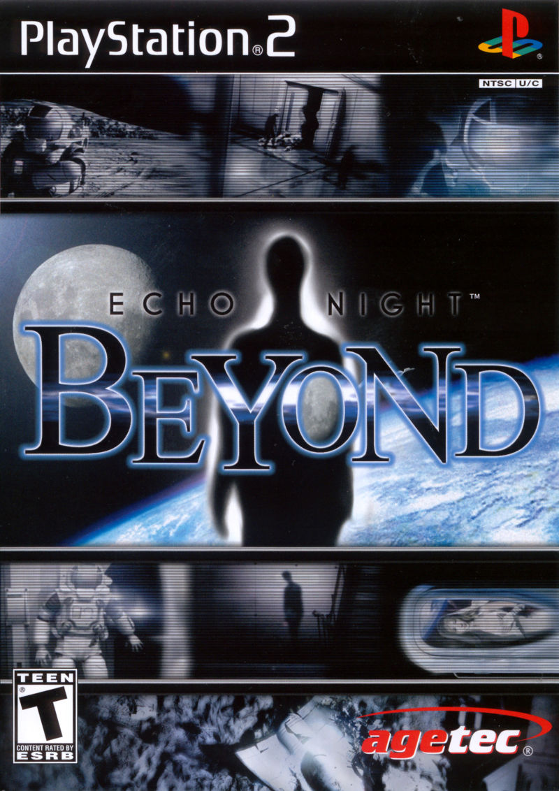 Echo Night: Beyond PlayStation 2 Front Cover
