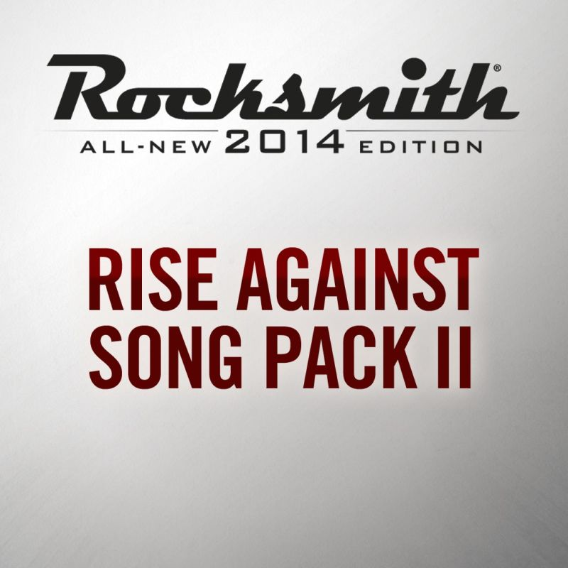 Rocksmith: All-new 2014 Edition - Rise Against Song Pack II 2016 pc game Img-1