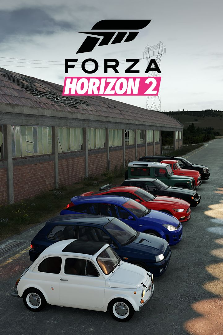 Forza horizon 2 launch bonus car pack 2014 xbox one box for 2 box auto con stanza bonus