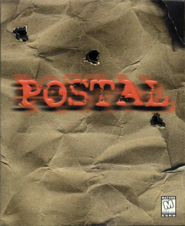 Postal Macintosh Front Cover