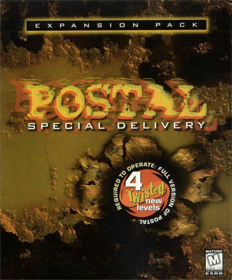 Postal: Special Delivery Macintosh Front Cover