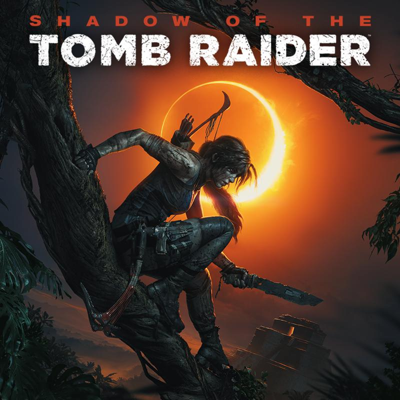 Tomb Raider Game: Shadow Of The Tomb Raider For PlayStation 4 (2018)