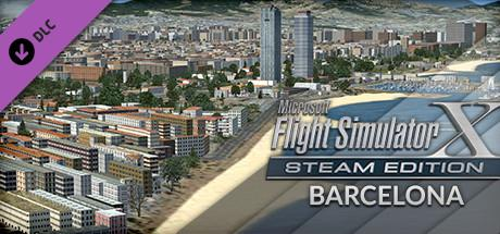 Microsoft Flight Simulator X: Steam Edition - Barcelona