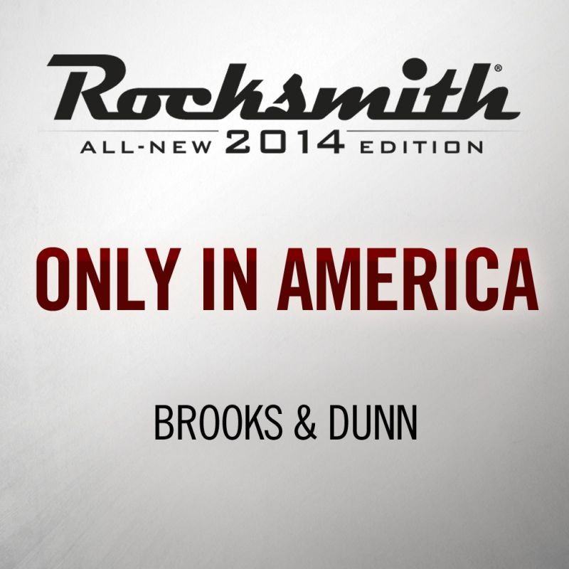 Brooks and dunn only in america