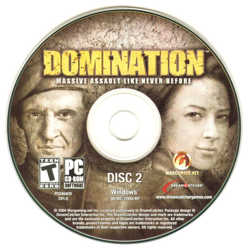 Domination Windows Media Disc 2