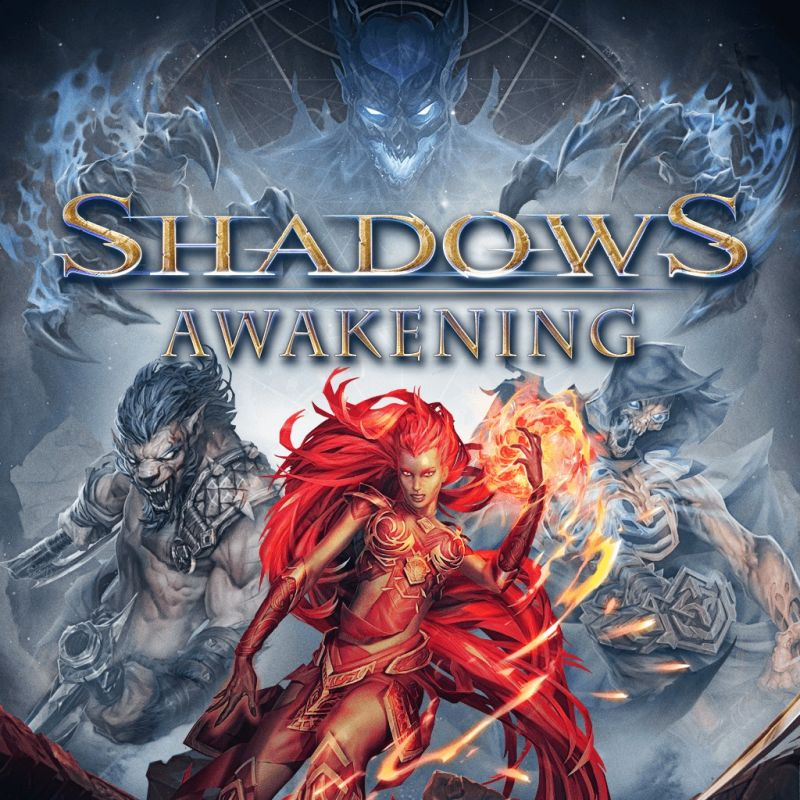 Shadows: Awakening PlayStation 4 Front Cover