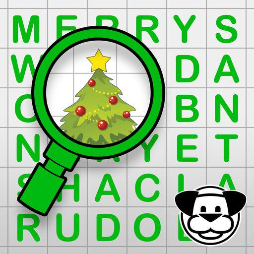 обложка 90x90 Christmas Word Search by POWGI