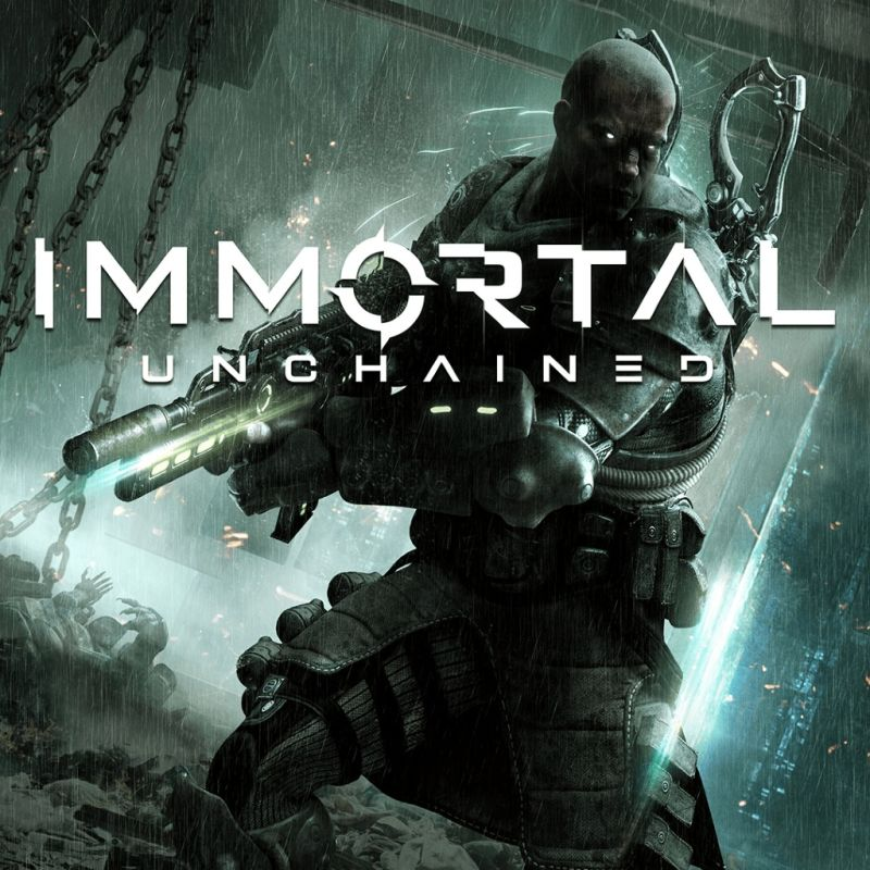Image result for immortal unchained ps4 box art
