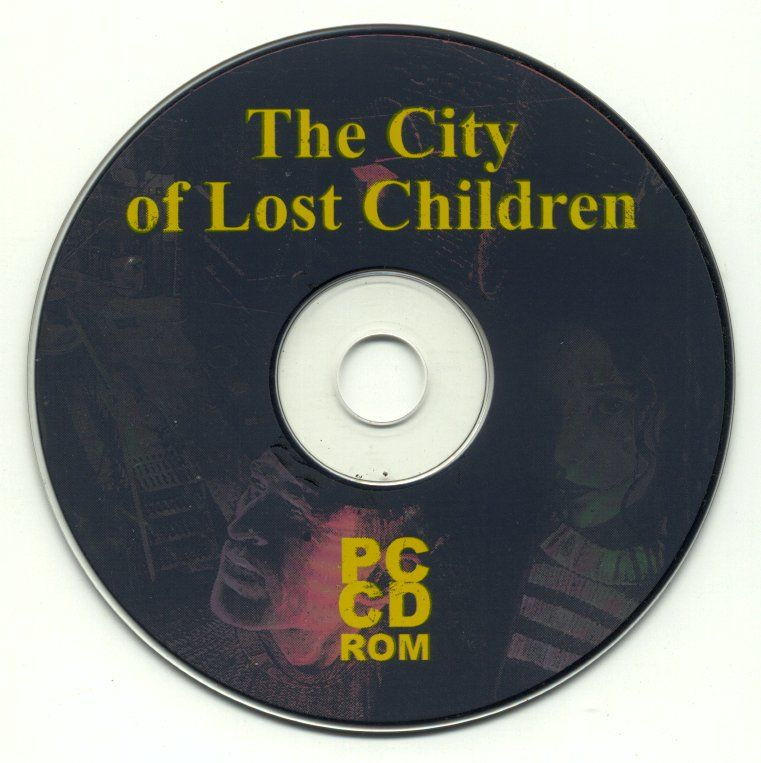 The City of Lost Children DOS Media