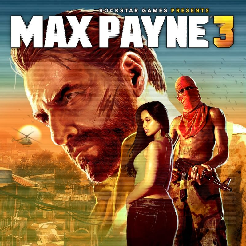 Max Payne 3 Complete Edition 2015 Playstation 3 Box Cover Art