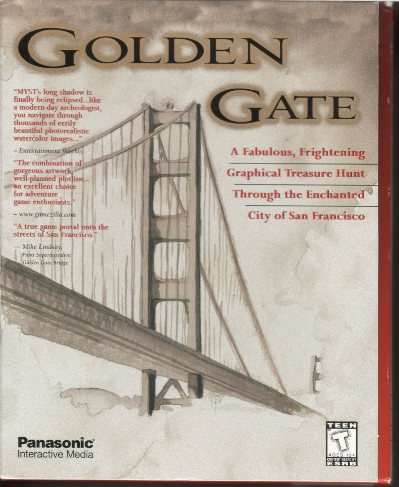 Golden Gate Windows Front Cover