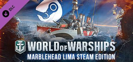 World of Warships: Marblehead Lima Steam Edition
